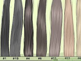 sew in hair extensions 4 ways to sew in hair extensions wikihow