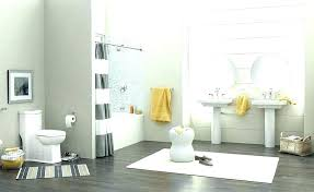 ideas for decorating bathroom yellow and gray bathroom ideas decorating grey northmallow co