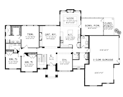 ranch homes floor plans mayflower country ranch home plan 051d 0702 house plans and more