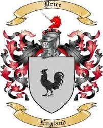 price family crest from by the tree maker
