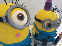 how to make a despicable me 2 minion cake step by step tutorial