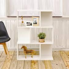way basics madison 3 shelf 11 2 x 32 1 x 44 8 zboard bookcase