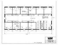 goat barn floor plans nail blog popular small barn plans for cattle