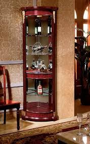 Corner Curio Cabinet Australia Modern Drinks Corner Curio Cabinet Canada Buy Corner Curio