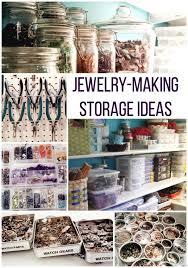 Possum Belly Kitchen Cabinet by 4 Ideas For Jewelry Making Storage Jewelry Cupboard Ideas Cest