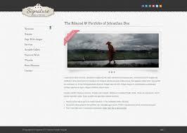 Resume Cv Online by Signature Resume Cv Portfolio Html Template By Josweb