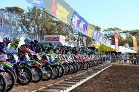 junior motocross racing horsham to host 2017 australian junior motocross championship