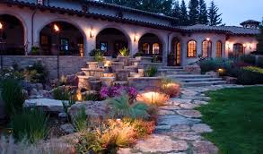 Landscape Outdoor Lighting Walkway Outdoor Landscape Lighting Trend In Outdoor