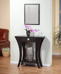 Black Entryway Table Small Entryway Table With Drawer Best Table Decoration