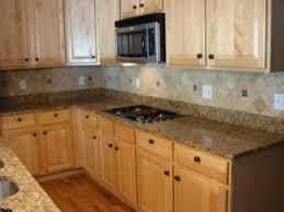 Kitchen Tile Backsplash Images Traditional Light Wood Kitchen Cabinets 59 Kitchen Design Ideas