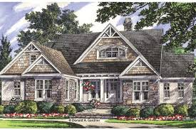 walkout basement home plans walkout basement with craftsman style hwbdo76894 craftsman from