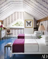 Guest Room With Twin Beds by How To Decorate With Twin Beds Twin Beds Architectural Digest