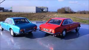 peugeot 504 coupe pininfarina peugeot 504 coupé 1 18 norev youtube