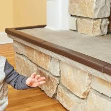 fireplace safety bumpers child safety clear protective bumper