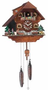 hermle heidelberg black forest quartz cuckoo clock the clock depot