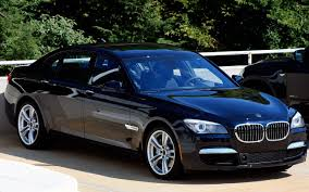 bmw car car picker black bmw 760