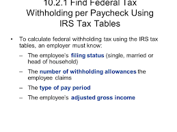 Irs Tax Withholding Tables Bus250 Business Mathematics Seminar 5 Try These Examples Find The
