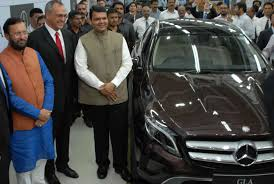 mercedes benz ceo mercedes benz india starts production at new facility auto parts