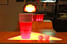 custom beer pong tables custom beer pong table the awesomer