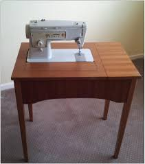 Singer Sewing Machine Cabinets by Sewing Machine Cabinets Singer Queen Anne Walnut Burl Sewing
