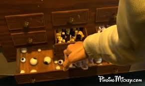 story 2 chess pieces disney pixar studios animated