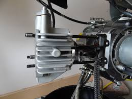 installing a v2 and 184cc kit with a auto decomp on a yx engine