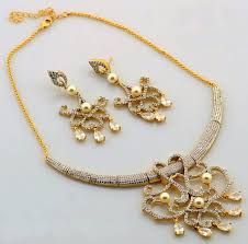 gold necklace sets images Latest gold necklace set designs with price 2 year warranty 2018 jpg