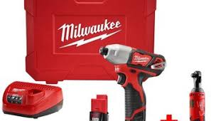 what was the price for millwaukee ratchet at home depot this black friday deal milwaukee m12 hackzall bonus kit and impact driver kit for