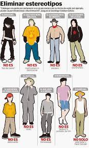 los 13 estereotipos comunes cuando se trata de armarios de segunda mano los estereotipos imágenes estructuradas y aceptadas por la