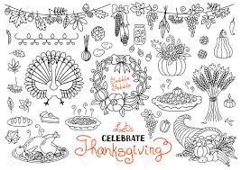 1 256 thanksgiving cornucopia stock illustrations cliparts and