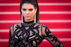 kendall jenner is getting criticized right now for using this