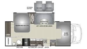 coachmen prism 2200fs diesel class c motorhome floor plan