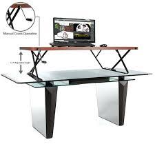 desk standing or sitting work station standing vs sitting office