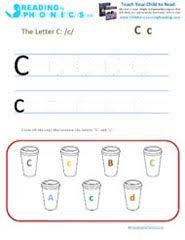 printable phonics worksheets and activities for preschool children
