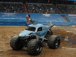 monster truck show washington dc megalodon driven by justin sipes monster jam triple thre u2026 flickr