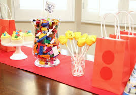 themed table decorations how to decorate birthday party table my web value