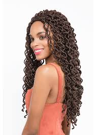 18 inch extensions hairyougo new bohemian curly synthetic braiding hair extensions