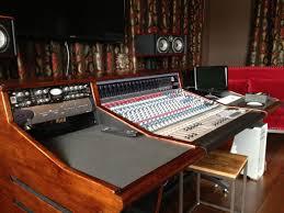 Studio Mixing Desks by Custom Recording Studio Furniture Scs