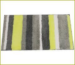 Grey Chevron Bath Rug Yellow And Grey Chevron Rug Home Design Ideas