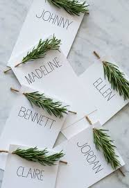best 25 rustic place cards ideas on place cards