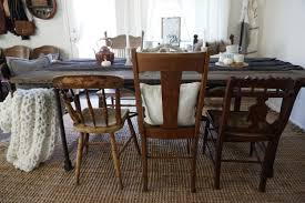 Copper Dining Room Table Simple Fall Dining Room Mrs Rollman Blog