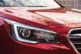 subaru legacy red 2018 subaru legacy front seats photos first pictures 2018