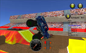 monster truck mayhem android apps google play