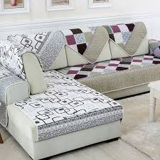 Sofa Slipcovers India by L Shaped Sofa Covers Online India Memsaheb Net