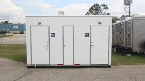 simple portable bathroom trailers home design furniture decorating