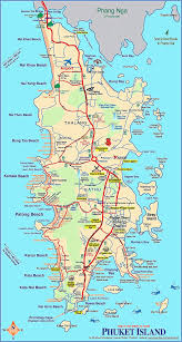 Phuket Map Thailand Html