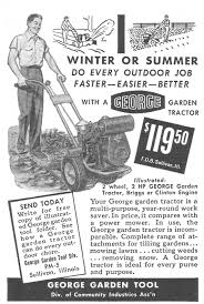lawn and garden ads advertisement gallery