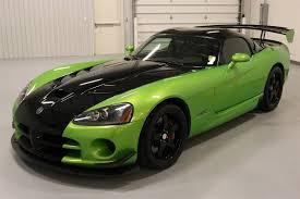 pre owned 2009 dodge viper for sale in amarillo tx 44055