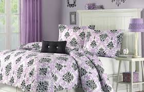 bedding set surprising purple bedding for girls frightening