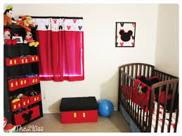 Mickey Mouse Nursery Curtains by Mickey Mouse Room Mansion Rooms House Designs Pinterest